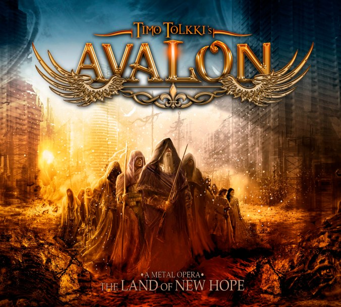 TT AVALON cover