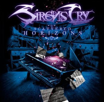 Sirens Cry Scattered Horizons cover