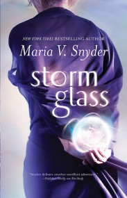 Storm Glass cover