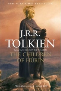 Tolkein Children of Hurin cover