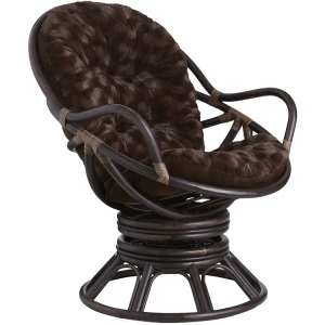 Pier 1 swivel chair sml