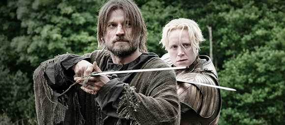 Jaime Brienne swords
