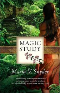 Maria Snyder Magic Study