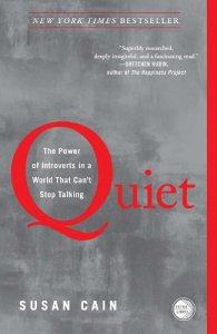 Quiet Susan Cain cover