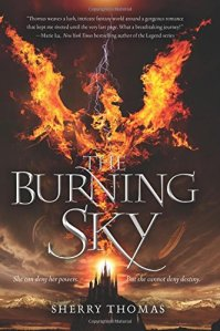 Burning Sky cover