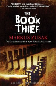Book Thief cover