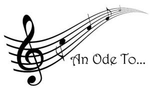 An Ode To logo