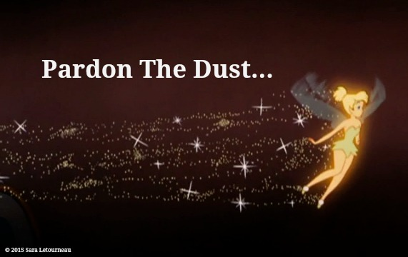 Pardon The Dust