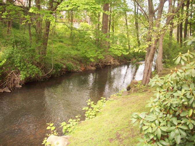 Brewster Gardens - Town Brook 4 / Copyright 2015 by Sara Letourneau