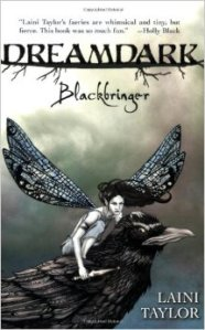 Blackbringer cover