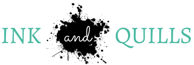 Ink and Quills logo