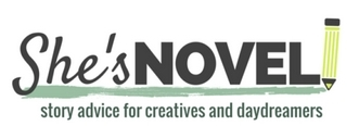 Shes Novel logo