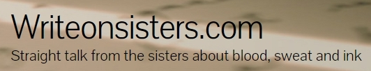 WriteOnSisters logo