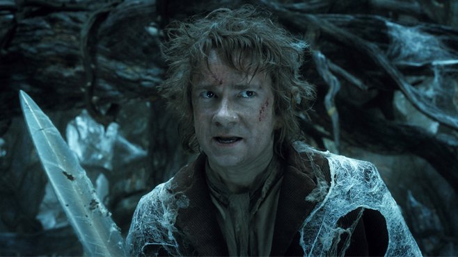 Bilbo Hobbit Desolation of Smaug