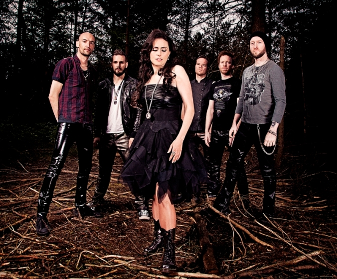Within Temptation 2012
