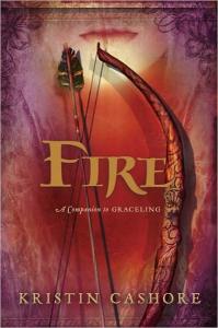 Fire Kristin Cashore cover