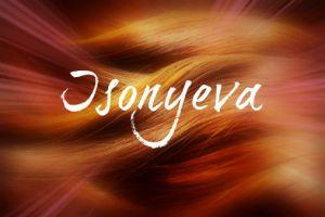 Isonyeva banner