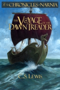Voyage Dawn Treader cover