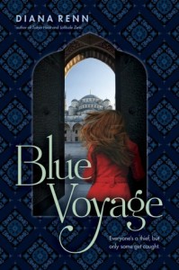 Blue Voyage cover
