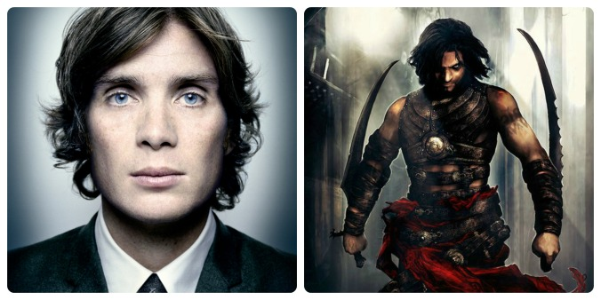 Cillian Murphy vs Prince of Persia