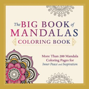 Big Book of Mandalas Inner Peace