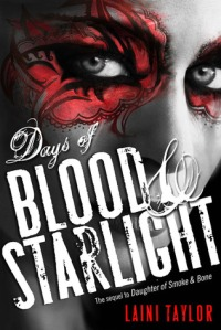 Days of Blood & Starlight cover