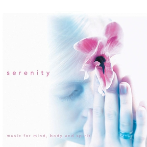 Serenity Cd cover