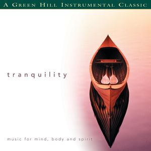 Tranquility CD cover
