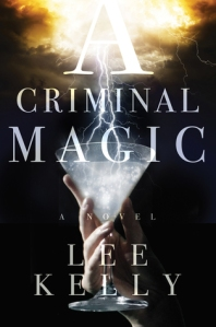 Criminal Magic cover