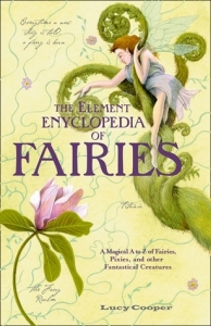 Element Encyclopedia Fairies cover