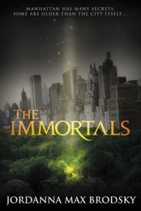 Immortals cover