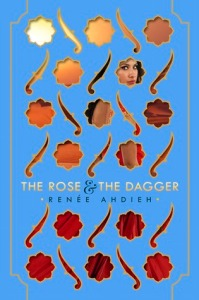Rose and Dagger cover