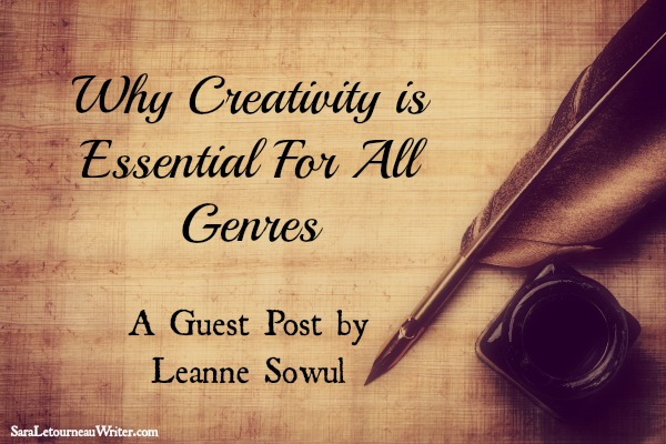 Leanne Sowul Creativity banner