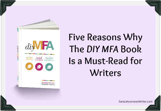 DIY MFA Book Review header