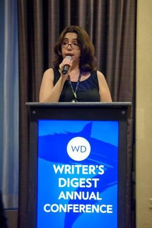 Writers Digest 2016 DIY MFA Book Launch